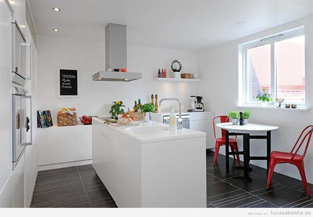 Ideas para decorar salones dormitorios cocinas y