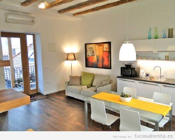 Ideas y trucos para decorar tu casa de estilo moderna o