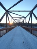 The Great New Year's Day Bridge Ride