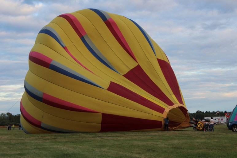 Montreal Balloon Fest, August 2013