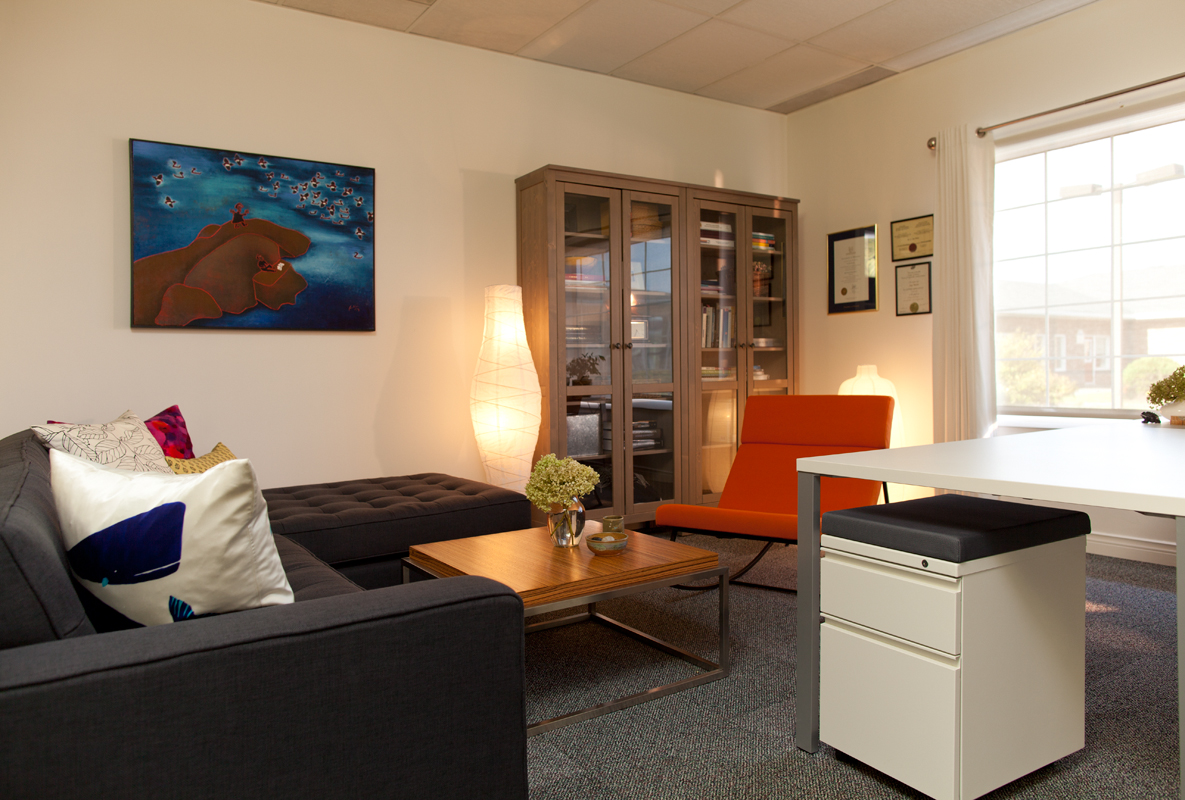 Counseling Office Interior Design