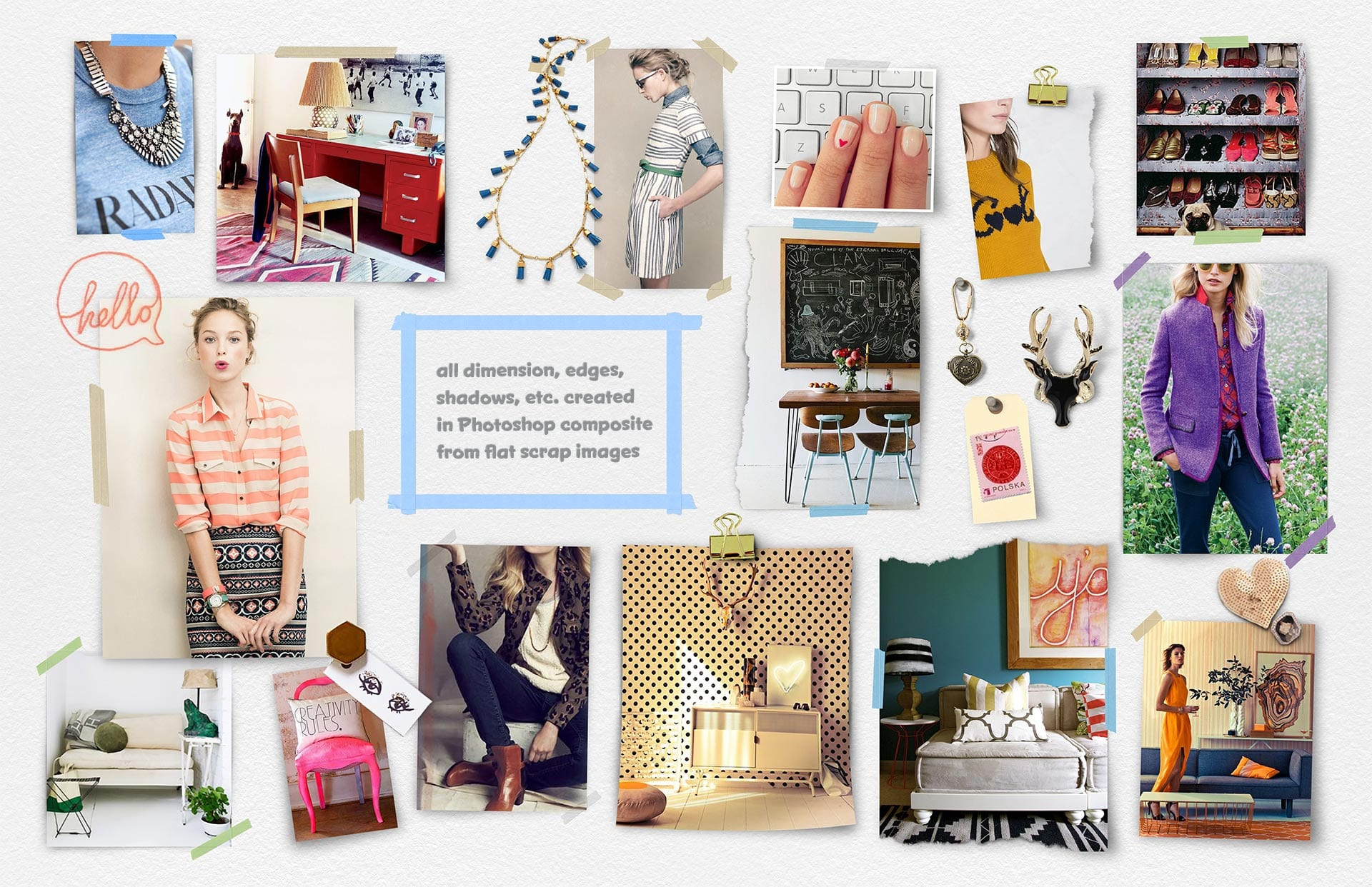 Mood Board One