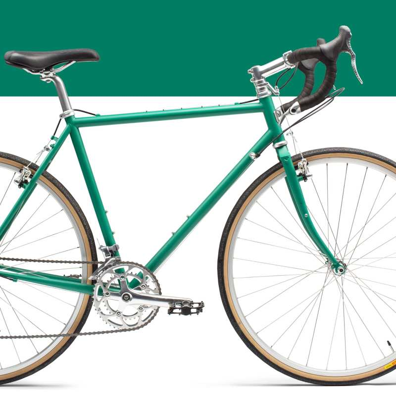 Handsome Cycle Photo