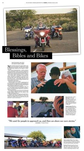 Page A16 designed by Keila Vizcarra.