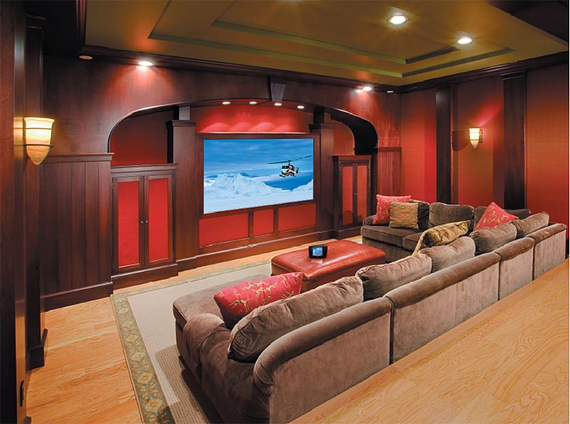 How To Make An Outstanding Home Theater System Circuit