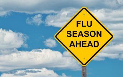 Flu Season is Back