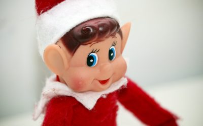 Does your Elf on the Shelf Need a Week of Bed Rest?