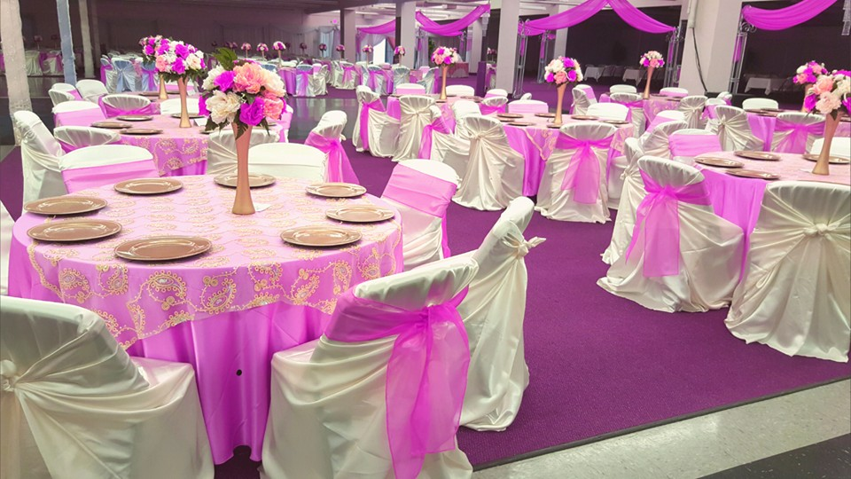 Quinceaera Venue at the Tucson Expo Center in Arizona  Tucson Expo Center