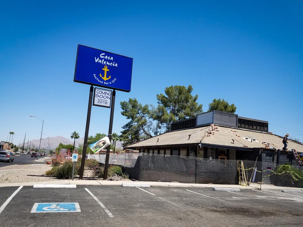 Casa Valencia Seafood Bar  Grill To Open in Former Yoshimatsu Location
