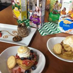 Living Room Wine Bar Tucson Christmas Decorating Ideas For Table The Cafe Lounge Is Officially Open At La Encantada Girl Scout Cookies Pairing February 9