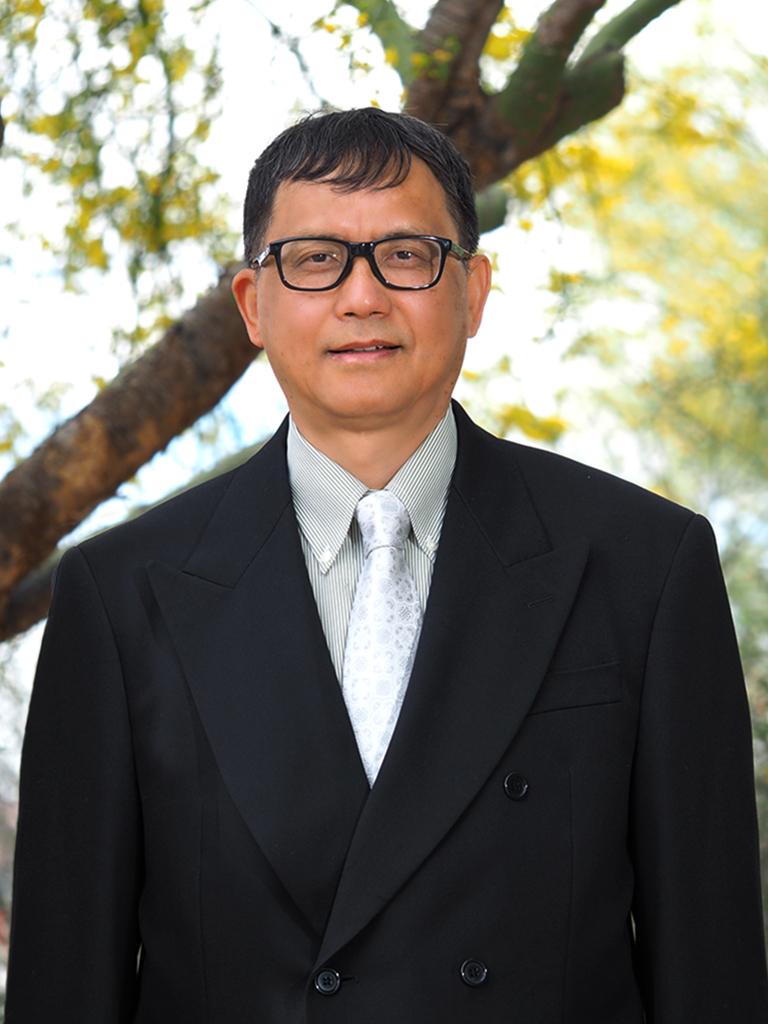 Dr. Qinglong, Hu