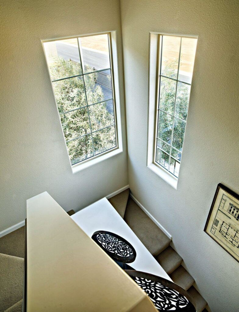 Sliding Picture Double Hung Window Installation Tucson   Staircase Window Glass Design   Geometric   Architecture   Flower   Residential   Glass Brick