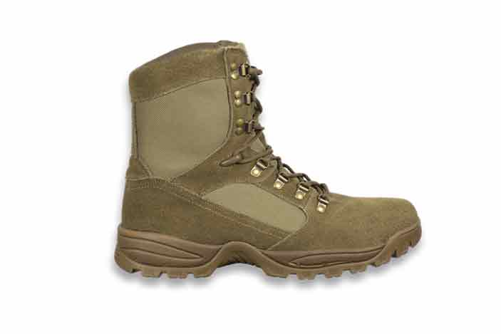Kombat UK - Zapatos de caza para hombre, color Beige, talla 8 UK