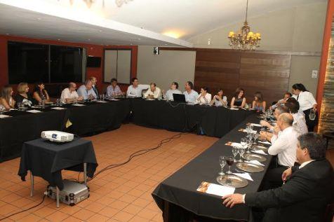 Reunión de gestión