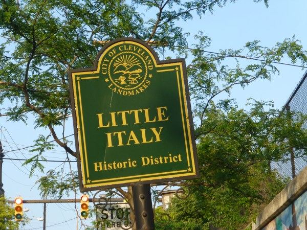 Cleveland Little Italy- Vibrant Ethnic Enclave
