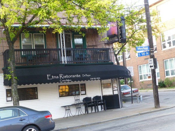 Little Italy Cleveland America Eyes Of Prospective Planner