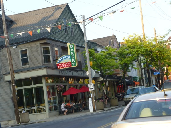Cleveland Little Italy- Vibrant Ethnic Enclave City East End America