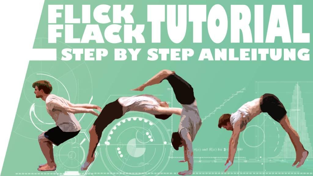 flick flack tutorial schritt für schritt erklärung