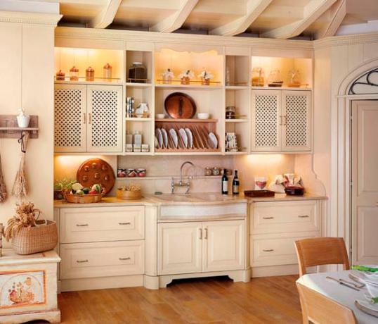 Cocina estilo provenzal  Decora tu casa