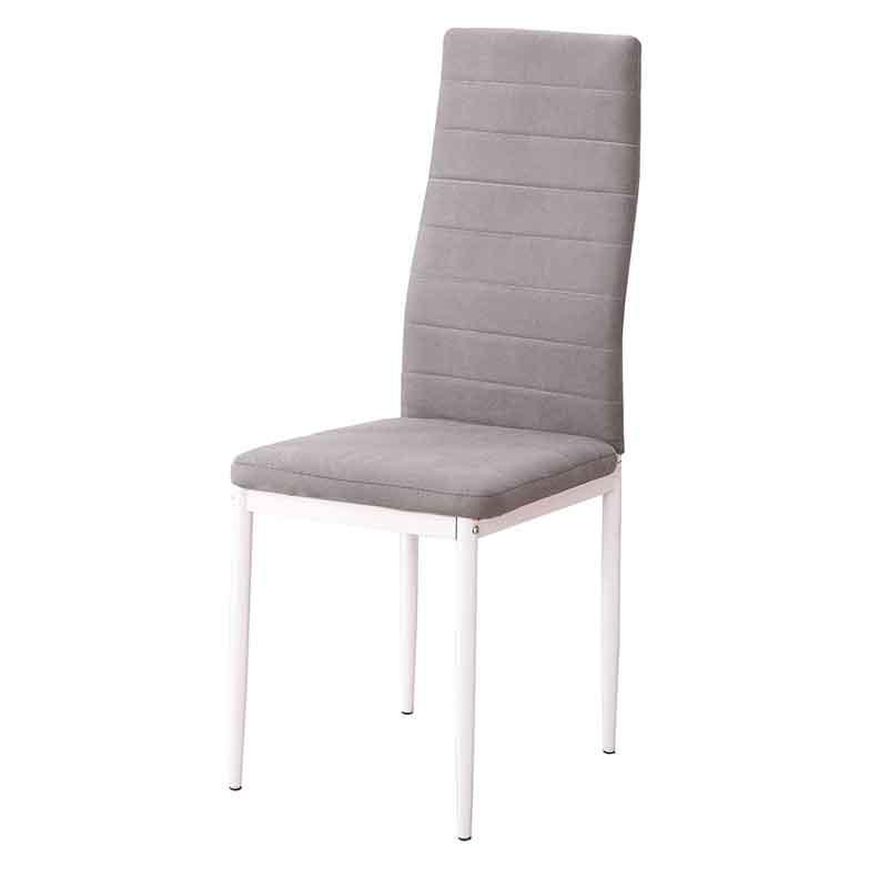 cadeira-estofada-cinza-branca