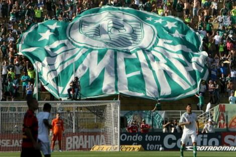 Palmeiras v Sport - Brazilian Series B 2013