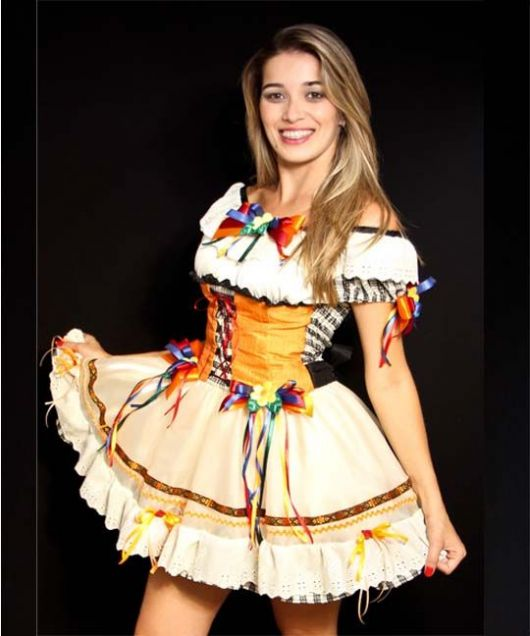 Vestido de Festa Junina: O que usar? Veja mais de 50 modelos lindos!