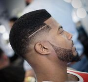 listra cabelo masculino 80