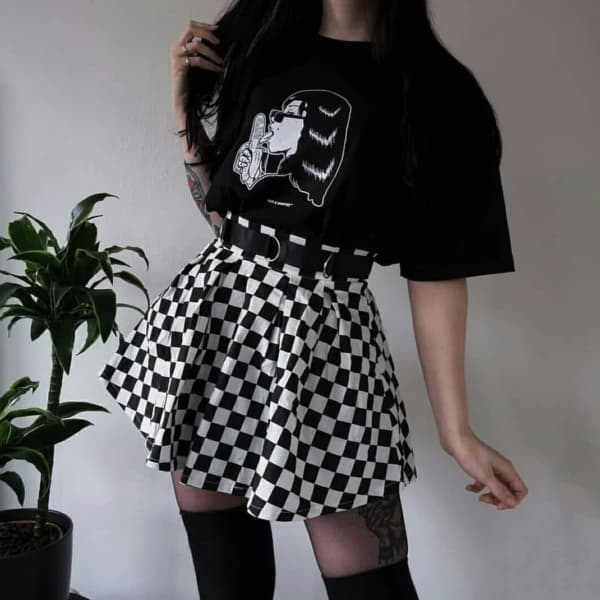 E-Girl – Como Adotar o Estilo + 72 Looks Lindíssimos!【2021】