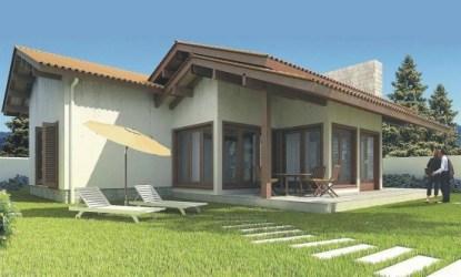 Fachadas Casa Com Varanda