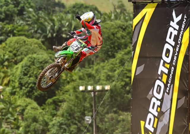 Show de Organização e Recorde de Pilotos Inscritos na Abertura do Campeonato Paranaense de Motocross!!!