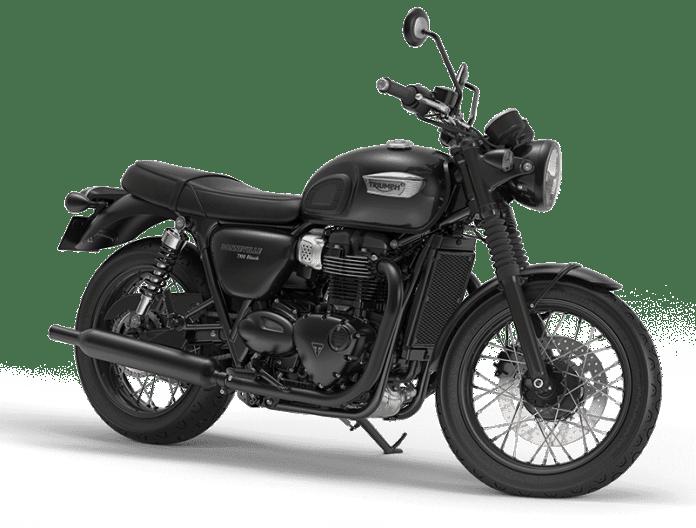Triumph Recall - Bonneville T100 Black