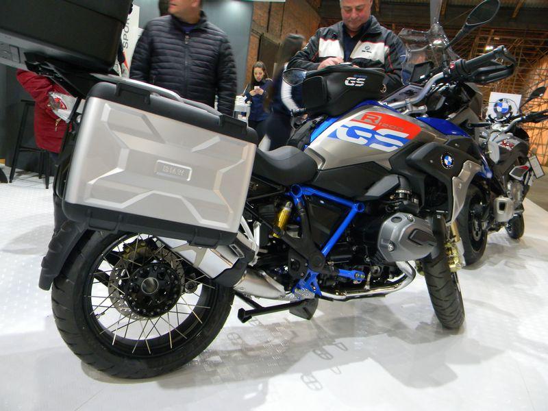 R 1200 GS no BMS 2018 em Curitiba