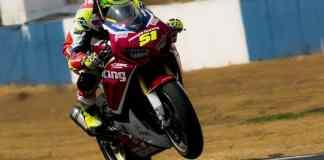 Eric Granado, da equipe Honda Racing, vence a sexta etapa do SuperBike Brasil 2019, em Goiânia (GO). Crédito: Ricardo Santos/Mundo Press