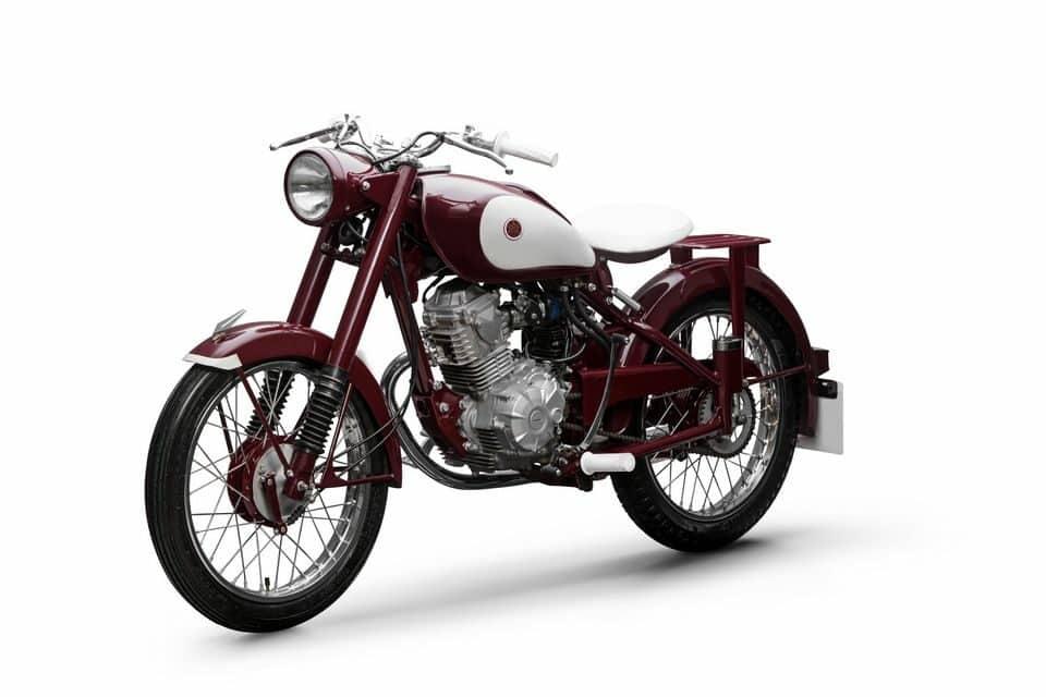 Neste 10 de novembro, a Yamaha faz 50 anos de Brasil. E para celebrar decidiu recriar um ícone: a Red Dragonfly - primeira Yamaha do mundo.