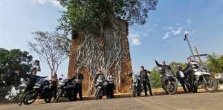 Triumph Riding Experience (TRX) - São tours de 3 a 14 dias, incluindo destinos como Serra do Rio do Rastro, Gramado, Pantanal, Bonito, Jalapão, Velho Chico, Costa Brasileira, Tiradentes e Estrada Real, entre outros.