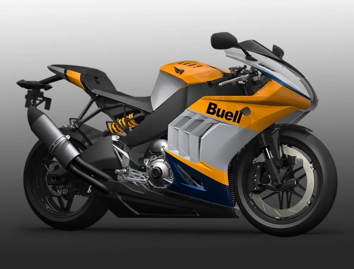 Buell Motorcycles modelo Superbike 1190RX
