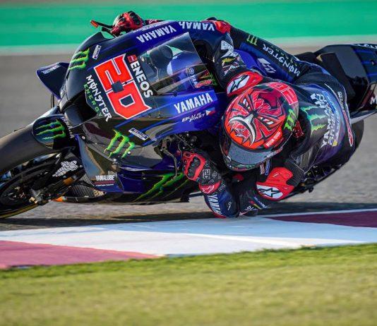 O Francês Fabio Quartararo venceu o Grande Prêmio de Portugal da MotoGP