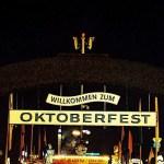 Cartão-Postal Oktoberfest na Alemanha