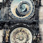 Ornamento de Natal de Praga - The Prague Orloj