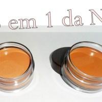 #Review- Nova Base 3 em 1 da Natura Aquarela!