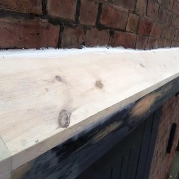 Garage Rot Repair Shrewsbury Shropshire Carpenters