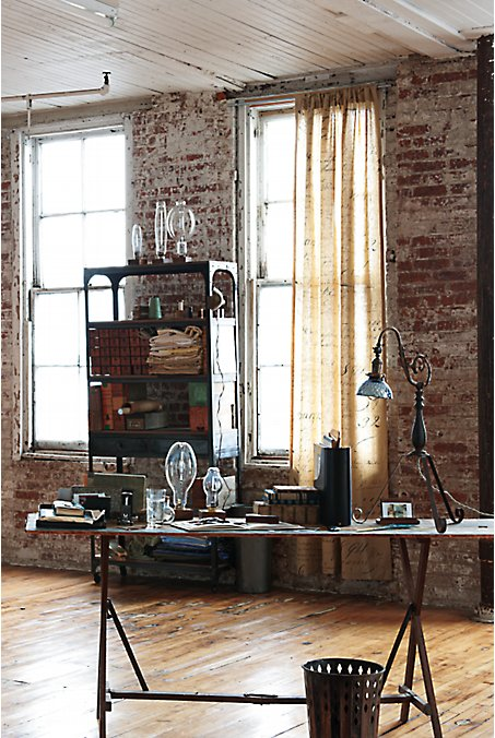 antique industrial style  Tudorks