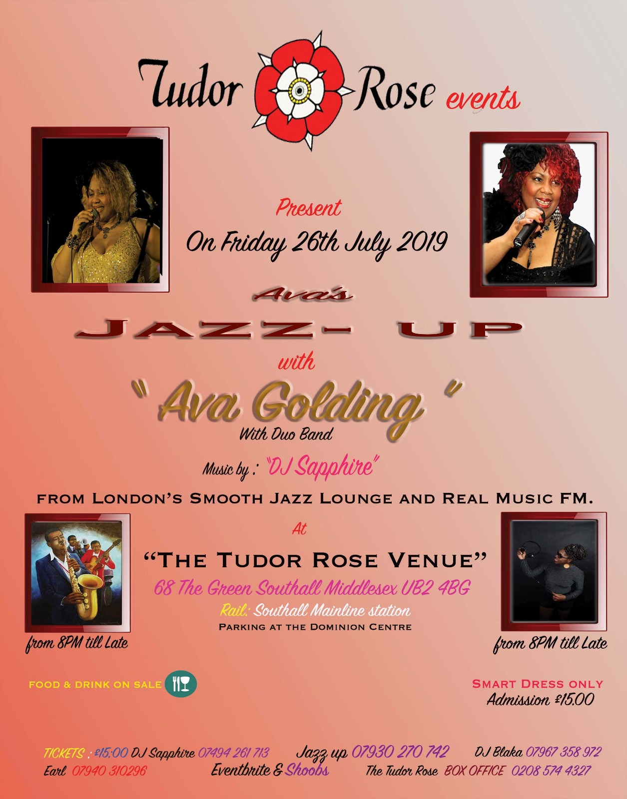 Ava's Jazz-Up with Ava Golding 1