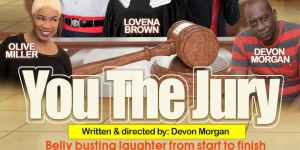 You The Jury by Devon Morgan 2