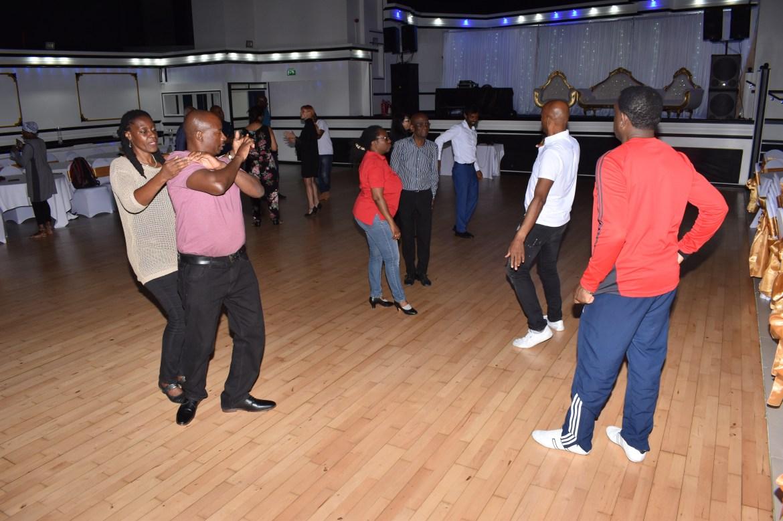 Wednesday Night Salsa - 04/09/19 21