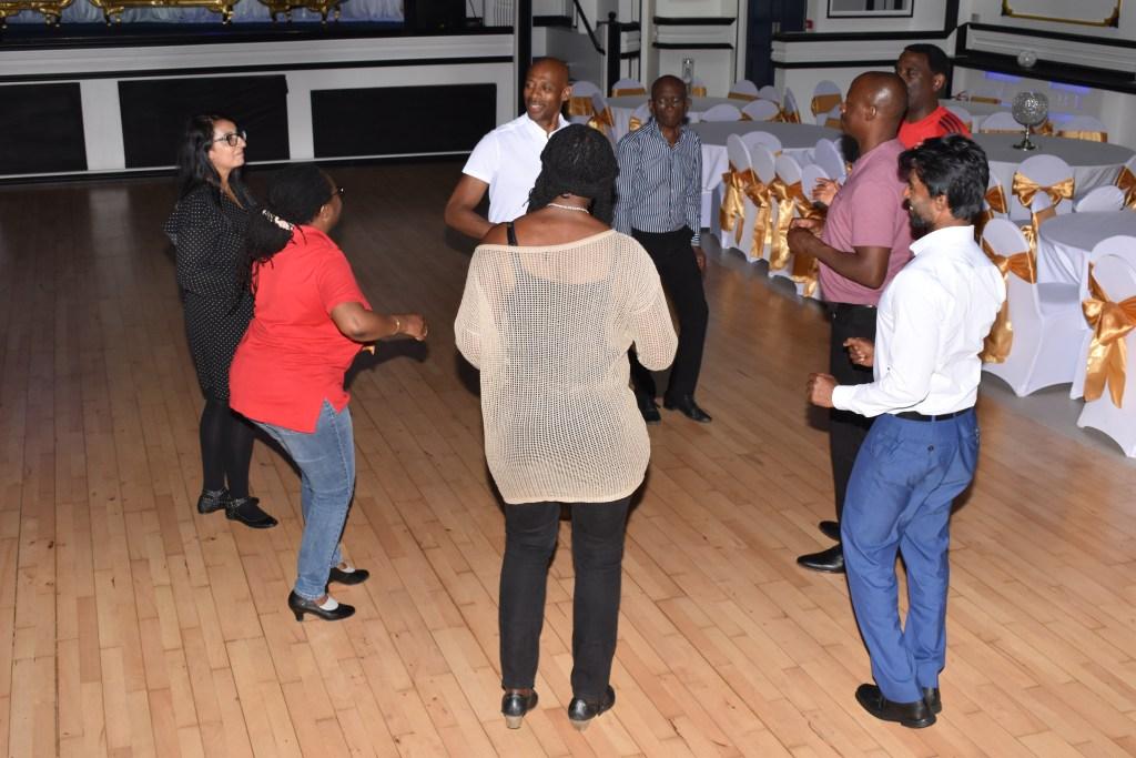 Wednesday Night Salsa - 04/09/19 48