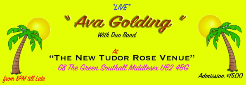 Jazz Up - Ava Golding with Duo Band 1