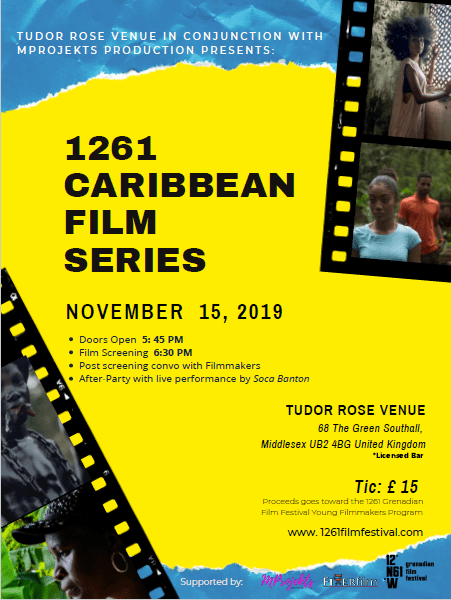 1261 Caribbean Film Series