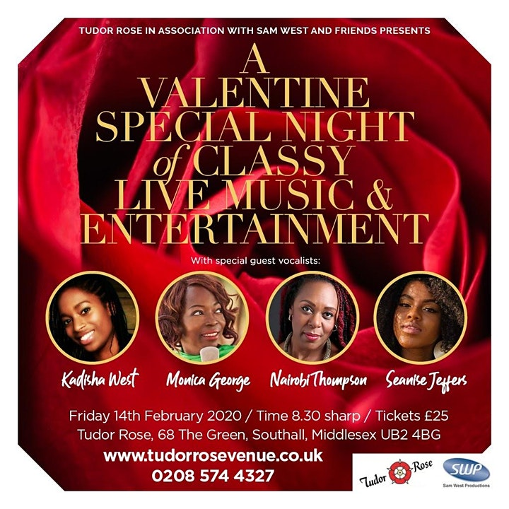 VALENTINES NIGHT A NIGHT OF LIVE MUSIC AND ENTERTAINMENT 1