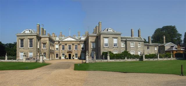 Sir John Spencer: Althorp House